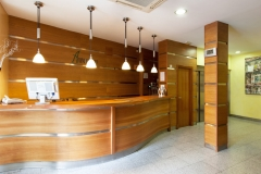 Hotel Ateneo | Recepción